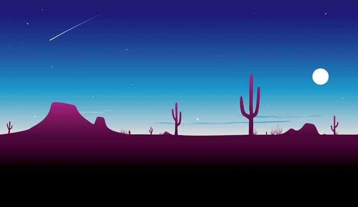 Corona-desierto
