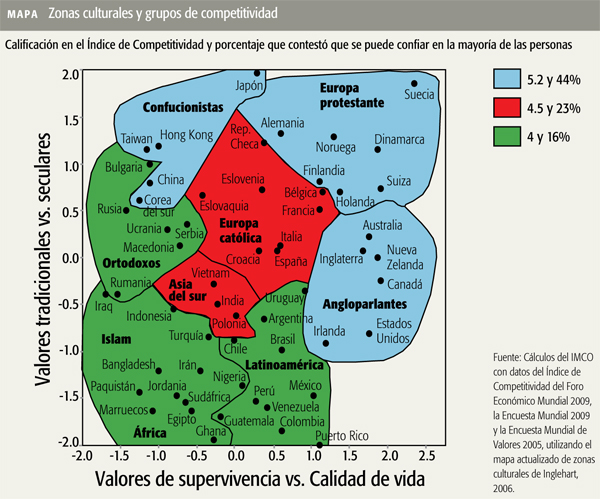 IMCO-Mapa