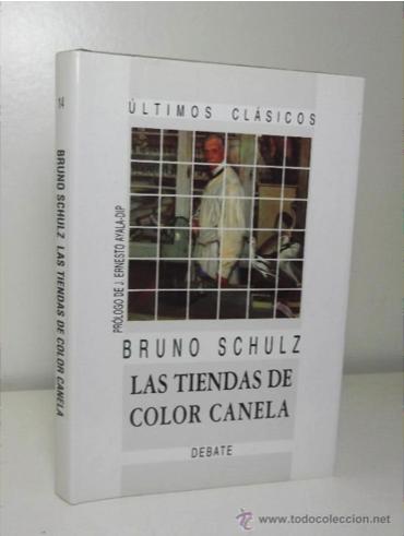 BrunoSchulzTiendasCanela