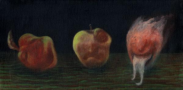 Las-tres-manzanas-de-la-discordia,-1990